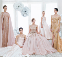 Axioo Photoshoot by SAVORENT - Gown Rental