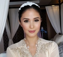 Heart Evangelista Balesin Wedding by Albert Kurniawan