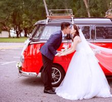 Jun Kiat & Hui Ling by The Forever Films