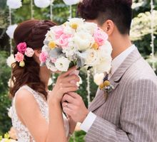 Actual Wedding Day - Tze Hau & Vanessa by A Merry Moment