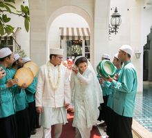 Nadia - Satria Wedding Day by Rumah Maroko