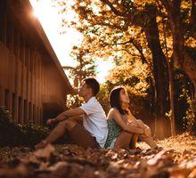 Thomas & Camille by Shutterpanda