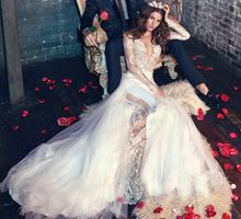 Spring-Summer 2016 Les Reves Bohemiens Collection by Galia Lahav