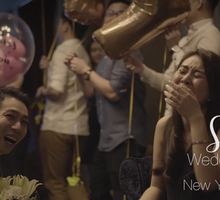 Beautiful Surprise Wedding Proposal by Filming Art Cinematography