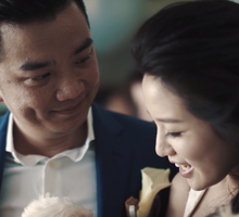Happy & Fun Moments // Singapore // Wedding Film by Filming Art Cinematography