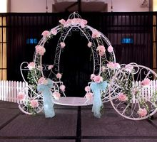 Wedding theme - Enchanted Romance by Furama City Centre