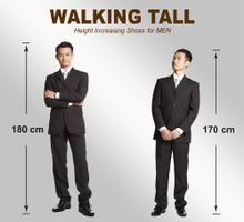 Walking Tall - Height Above Your Bride by Walking Tall