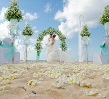 White Romance Wedding by Novotel Bali Nusa Dua