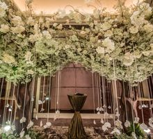 Wanderlust - The transformation of a dream wedding completed in 3 hrs on SG50 by Heaven's Gift Wedding Concierge
