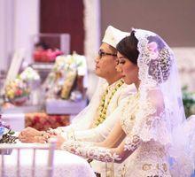 Wahyu & Fella by Wong Hang Distinguished Tailor