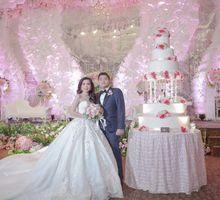 Agnes & Yopi at Unity Ballroom by Wong Hang Distinguished Tailor