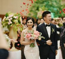 Wedding Ricky and Mala by Wong Hang Distinguished Tailor