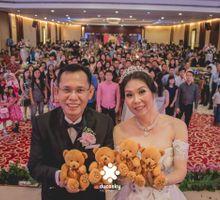 Yanes & Lily Wedding Reception by Klub Kelapa Gading