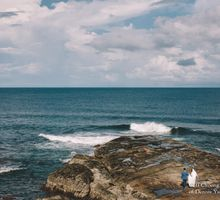 Destination Prewedding in Sabah Malaysia by Cliff Choong Photography