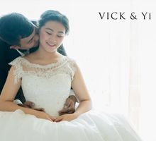 Vick and Yi Lin by Park Hotel Clarke Quay