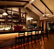 Main Bar & Entrance by Ciao Ristorante