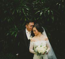 The Wedding of Nik and Nita by Bernardo Pictura
