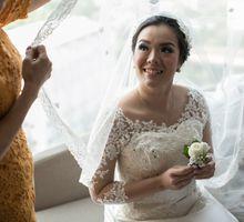 EDWARD AND NATALIA WEDDING by DoubleTree by Hilton Jakarta - Diponegoro