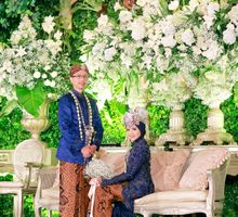 Adis & Mahesa Wedding by Bantu Manten wedding Planner and Organizer