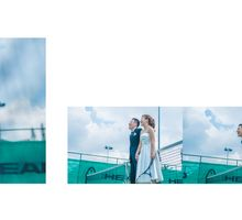 Jonathan & Gina Pre Wedding by Yvonne Creative Bridal