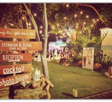 Royal Santrian by Kana Wedding Bali