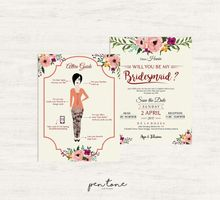 Ayu & Febrian Wedding by Pentone Craft and Paper