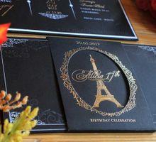 Alicia Birthday by Vinas Invitation
