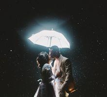 Azka Anghia Wedding by David Christover