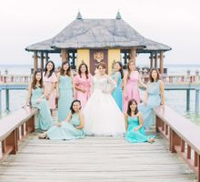 Blissful Balesin wedding by Foreveryday Photography