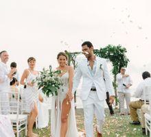 Barefoot Wedding by Gusmank Wedding Photography