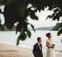Beach Wedding at Plataran Komodo Resort and Spa by SÁL PHOTO