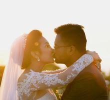 Wedding photo of Andra Tari by Mata Photography