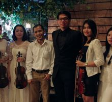 Wedding Reception (feat String) of Michael & Shellyana by Hotel Borobudur Jakarta