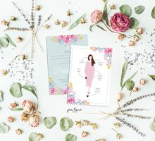 Bridesmaid & Bestman card Collection by Pentone Craft and Paper