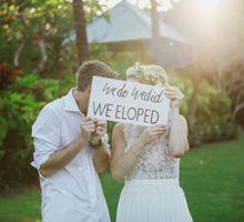 C&A Wedding by AMOR ETERNAL BALI WEDDING & EVENTS