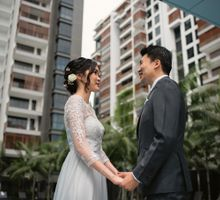 Condominium ROM of Jaipita and Kaixun (Wedding/Actual Day Photography Singapore) by oolphoto