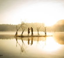 Evergreen Love Story by Dream Studio Photoworks