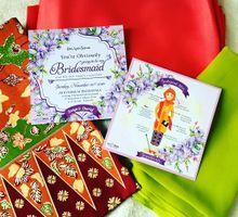 BRIDESMAID BOX 2016 by Port of Tasya
