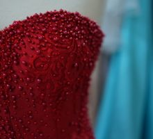 Tons Of Red Pearls by YCL - Yuliana Catharina Lionk