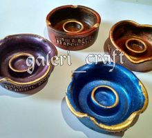 Souvenir Asbak  by Galeri Craft
