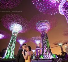 singapore Prewedding Fendy & Jeany by fotovela wedding portraiture