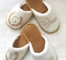 Slippers by One Last Fling