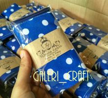Pouch Dan Kalender Kayu by Galeri Craft
