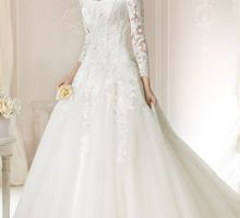 spain collection by Aurelle House of Brides