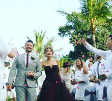Daniel and Marie Wedding by Varawedding