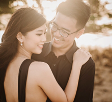 Prewedding of Gilbert & Christine by Cheese N Click Photography