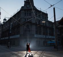 Daniel + Finola | Shanghai Prewedding vol ii by Costes Portrait