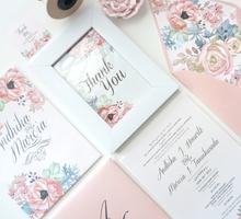 Pink Romantic Flower by Joyeux Moment