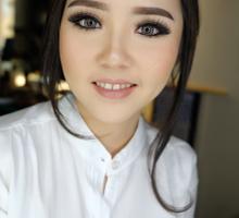 Wedding Makeup Look by Priskila Makeup Artist