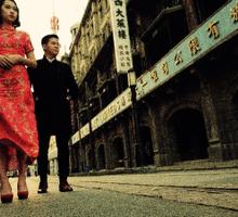 Daniel + Finola | Shanghai Prewedding  by Costes Portrait